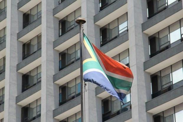 Nam Phi thong bao ha cap dai su quan nuoc nay tai Israel hinh anh 1