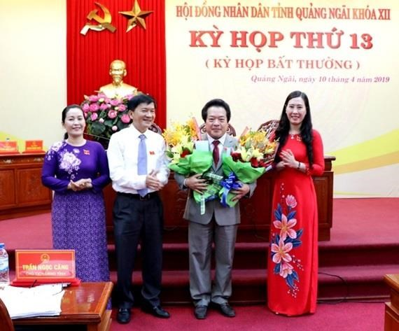 Ong Vo Phien duoc bau giu chuc Pho Chu tich UBND tinh Quang Ngai hinh anh 1