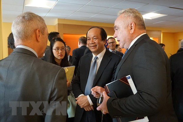 Viet Nam va USAID tiep tuc thuc day hop tac trong nhieu linh vuc hinh anh 2