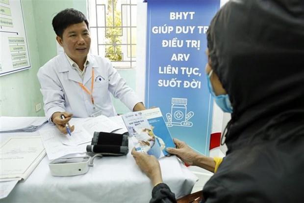 Khoi dong dich vu dieu tri du phong truoc phoi nhiem HIV hinh anh 1