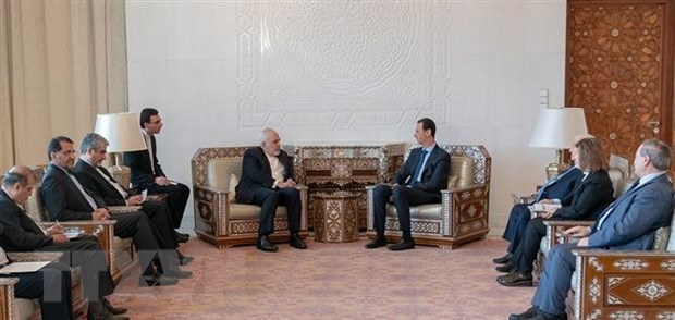 Syria chi trich My dua IRGC vao danh sach to chuc khung bo nuoc ngoai hinh anh 1
