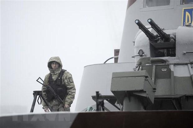 Ukraine rut khoi thoa thuan ve tieu chuan vu khi voi SNG hinh anh 1