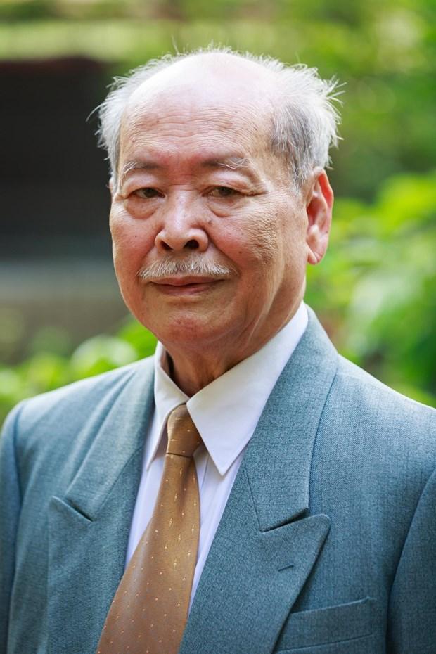 Giao su Phan Huu Dat - Nha Dan toc hoc dau nganh cua Viet Nam qua doi hinh anh 1
