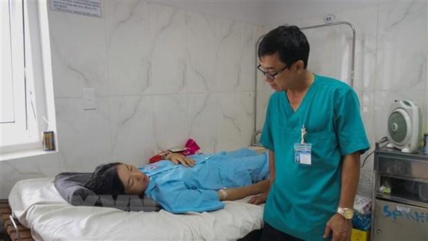 Dak Lak: Cuu song san phu bi bang huyet nang do sinh con tai nha hinh anh 1