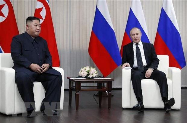Tong thong Putin se no luc giam cang thang tren Ban dao Trieu Tien hinh anh 1