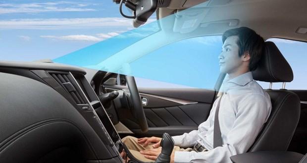 Cong nghe Pro Pilot 2.0 cua Nissan giup lai xe roi tay khoi vo lang hinh anh 1