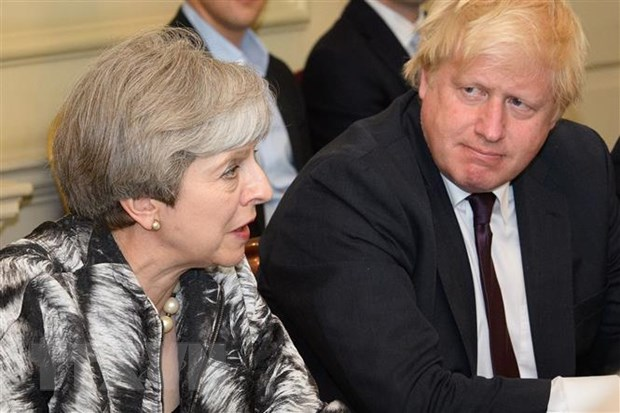 Cuu Ngoai truong Boris Johnson muon ung cu vi tri Thu tuong Anh hinh anh 1