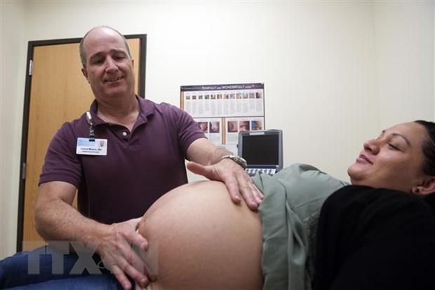 My: Bang Missouri thong qua du luat cam pha thai khi co nhip tim hinh anh 1