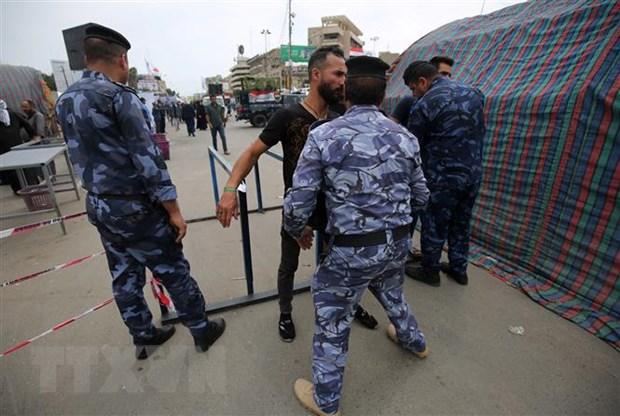Bahrain keu goi cong dan ngay lap tuc roi khoi Iran va Iraq hinh anh 1