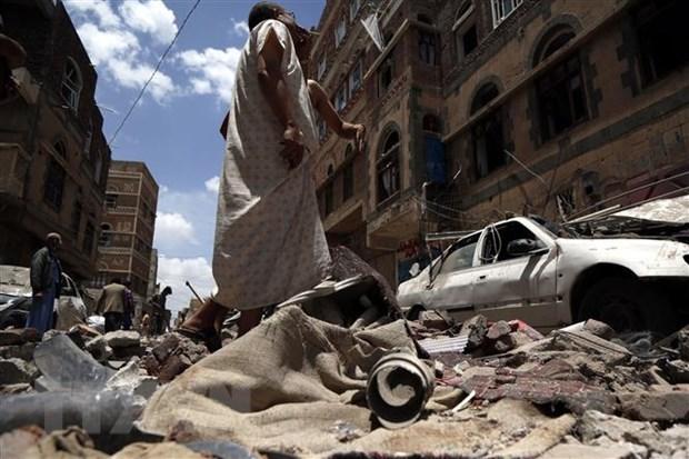 Yemen: Cac luc luong chinh phu gianh lai khu vuc chien luoc o mien Nam hinh anh 1
