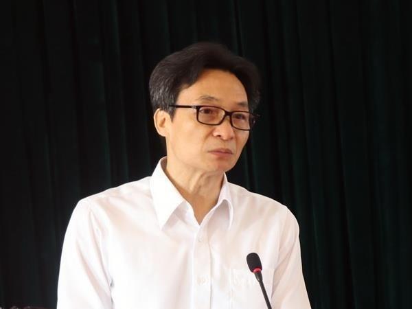 Thanh lap Ban Chi dao Trung uong so ket thuc hien Nghi quyet so 612 hinh anh 1