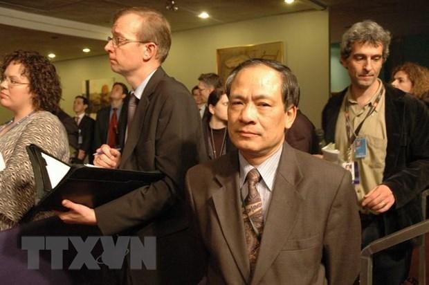 HDBA LHQ va nhung dong gop cua Viet Nam trong nhiem ky 2008-2009 hinh anh 1