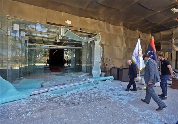 Libya: GNA thuc hien 6 cuoc khong kich nham vao LNA hinh anh 1