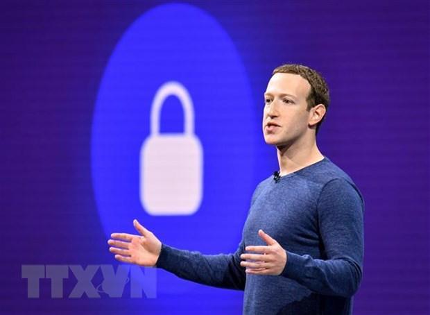 CEO Facebook bi chi trich vi phot lo lenh trieu tap dieu tran hinh anh 1