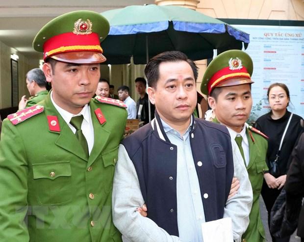 Phuc tham Vu Ngan hang Dong A: Bac khang cao keu oan cua Vu 'nhom' hinh anh 1