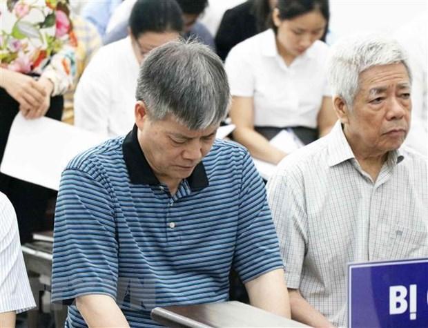 Nguyên Chủ tịch HĐTV Vinashin Nguyễn Ngọc Sự bị phạt 13 năm tù