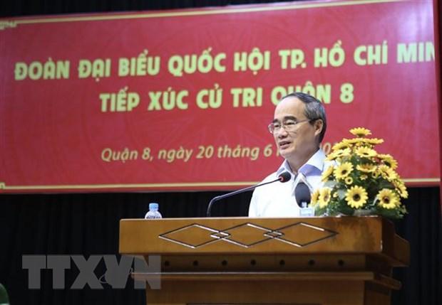 """TPHCM: Cu tri kien nghi xu ly nghiem o nhiem tieng on tu karaoke """"dao"""" hinh anh 1"""