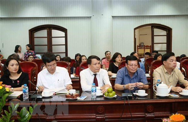 Xuat ban cuon sach ve Tong Bi thu, Chu tich nuoc Nguyen Phu Trong hinh anh 1
