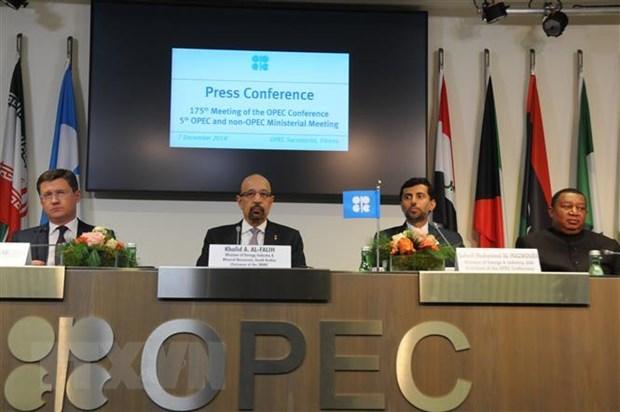 OPEC: Cac quoc gia vung Vinh chua co y dinh tang san luong dau hinh anh 1