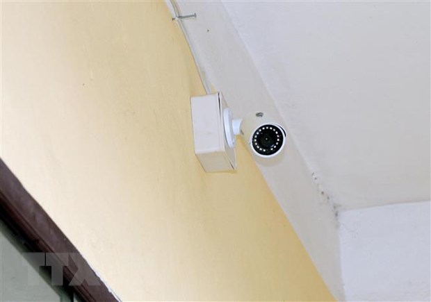 Niem phong camera cac phong thi tai Ba Ria-Vung Tau, Binh Phuoc hinh anh 1