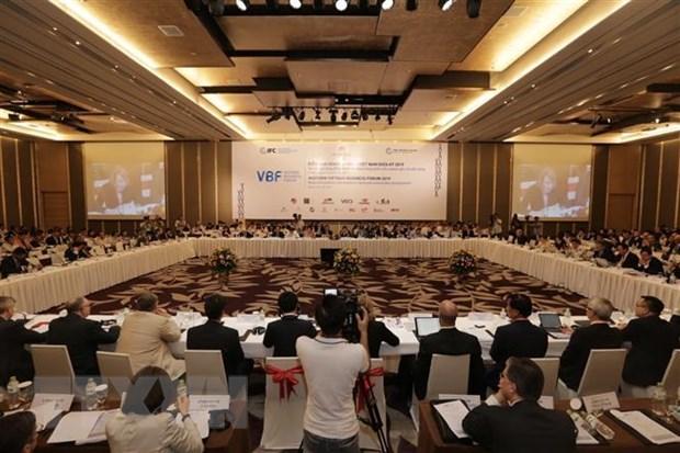 VBF 2019: Cong dong doanh nghiep la dong luc cho tang truong hinh anh 1