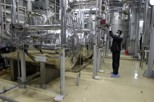 Israel: Quyet dinh lam giau urani cua Iran la 'cuc ky nguy hiem' hinh anh 1