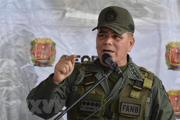 Tong thong Venezuela giu tai nhiem Bo truong Quoc phong Padrino hinh anh 1