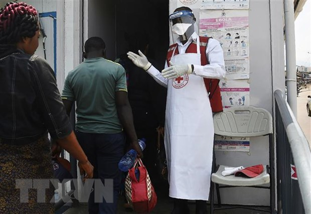CHDC Congo: Thanh pho lon nhat xac nhan bung phat dich Ebola hinh anh 1