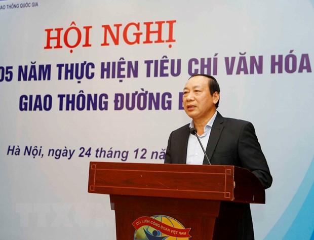 Thi hanh ky luat doi voi nguyen Thu truong Bo GTVT Nguyen Hong Truong hinh anh 1