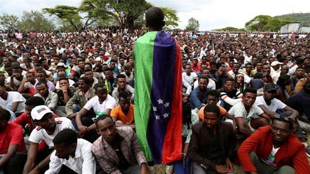 Ethiopia: Dung do khien 17 nguoi thiet mang tai khu vuc doi tu tri hinh anh 1