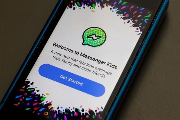 Lo hong trong Messenger Kids cho phep tre tro chuyen voi nguoi la hinh anh 1