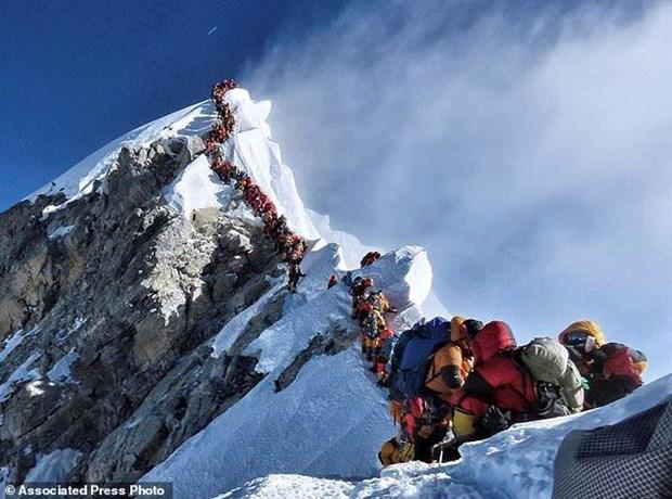Ngon nui dep nhat the gioi Matterhorn bat dau nut vo vi tan bang hinh anh 2