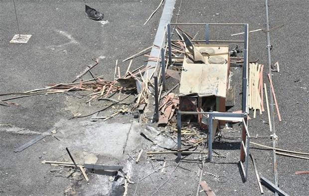 Yemen: Phien quan Houthi thua nhan tan cong san bay cua Saudi Arabia hinh anh 1