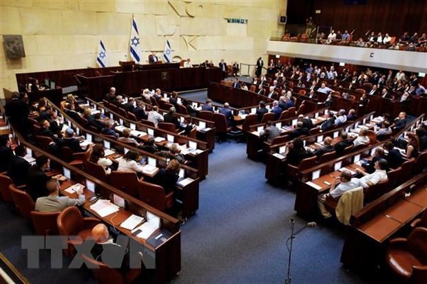 Israel: Cac dang canh huu thanh lap lien minh tranh cu Quoc hoi hinh anh 1