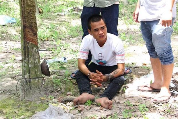 Tay Ninh: Hiep dam, cuop tai san de lay tien mua ma tuy hinh anh 1