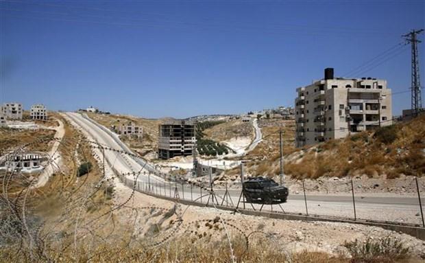 Israel bi cao buoc tim cach truc xuat nguoi Palestine khoi Jerusalem hinh anh 1