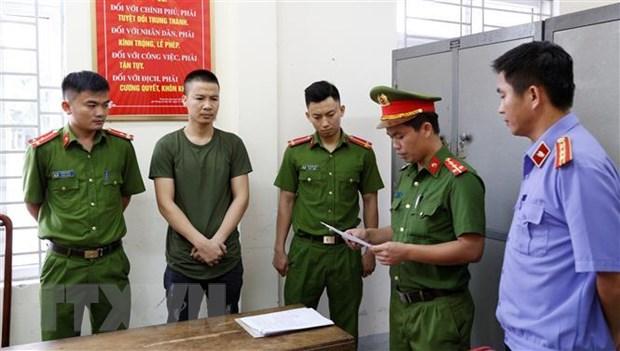 Khoi to phong vien Bao Gia dinh Viet Nam ve toi cuong doat tai san hinh anh 1