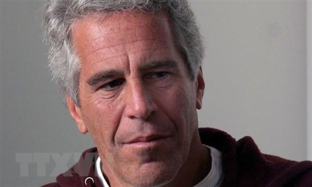 Ty phu Jeffrey Epstein tu tu trong tu sau be boi mai dam tre em hinh anh 1