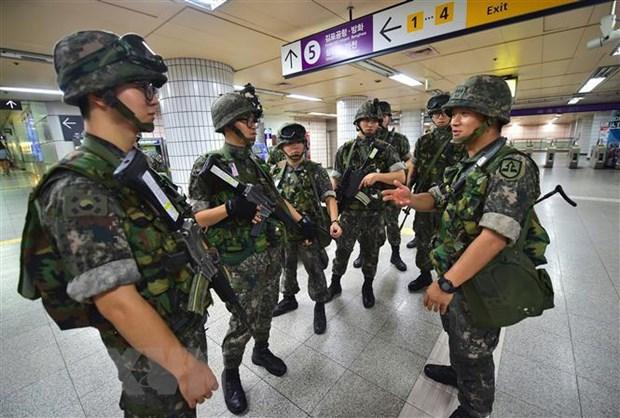 Nhat Ban co the giam vai tro cua Han Quoc trong hop tac an ninh hinh anh 1