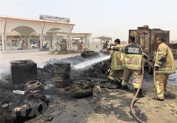 Yemen: Luc luong ly khai mien Nam dung phuong tien quan su cua UAE hinh anh 1