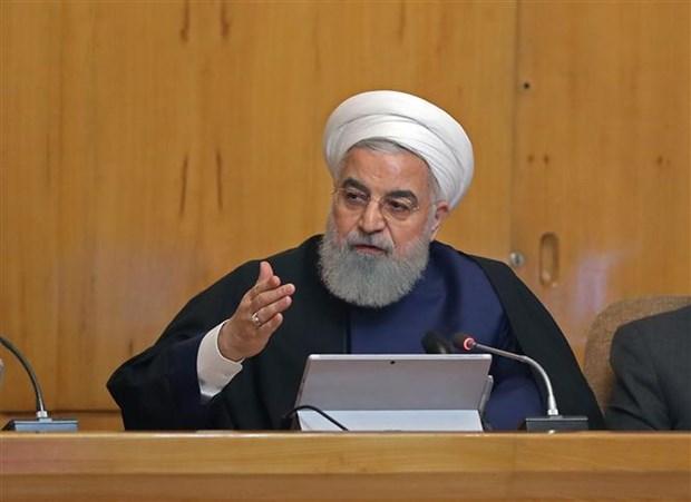Iran: My can thay doi chinh sach sai lam tai Trung Dong hinh anh 1