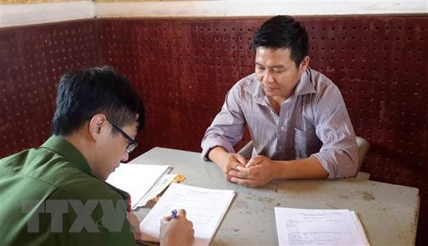 Dak Nong: Khoi to pho giam doc lua chiem doat hon 17 ty dong hinh anh 1