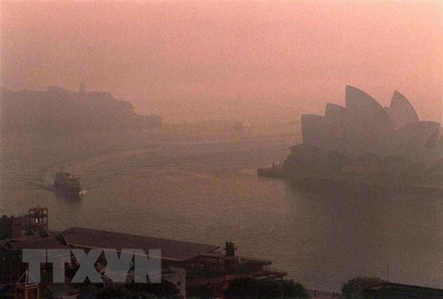 Australia rut khoi cam ket khu vuc Thai Binh Duong ve bien doi khi hau hinh anh 1