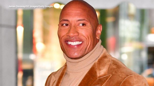 [Video] The Rock la dien vien nhan catxe cao nhat the gioi hinh anh 1