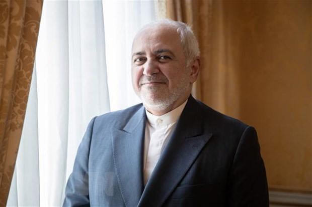 Hoi nghi thuong dinh G7: Ngoai truong Iran roi Biarritz hinh anh 1