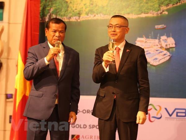 Dai su quan Viet Nam tai Campuchia chieu dai ky niem Quoc khanh hinh anh 1