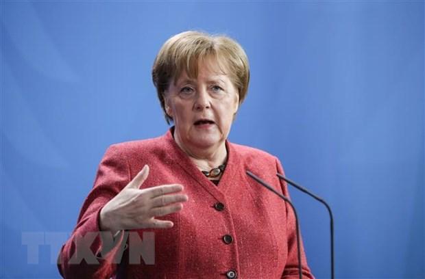 Thu tuong Merkel: Duc hoan nghenh cac nha dau tu cua Trung Quoc hinh anh 1