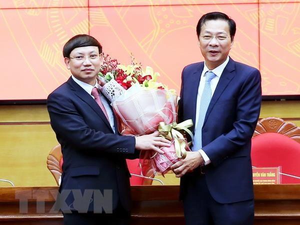 Ong Nguyen Xuan Ky duoc bau lam Bi thu Tinh uy Quang Ninh hinh anh 1