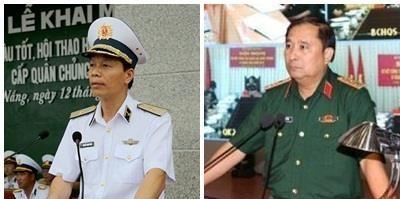 Thu tuong bo nhiem 2 Pho Tong Tham muu truong QDND Viet Nam hinh anh 1