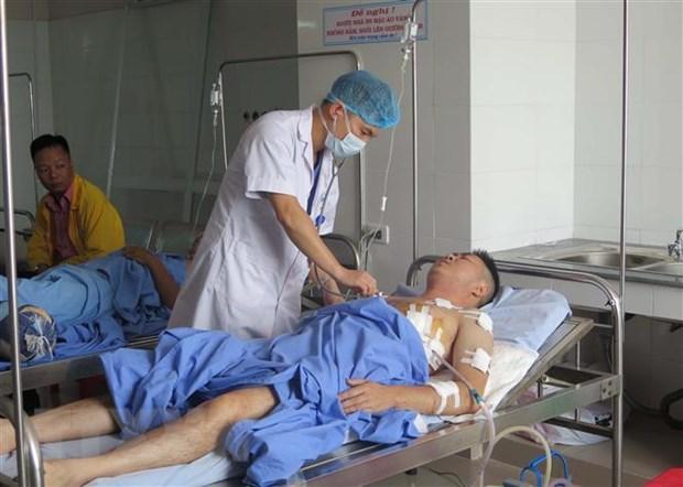 Thai Nguyen: Khoi to doi tuong dam chet em gai vi mau thuan hinh anh 1